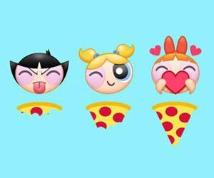 chicas super poderosas and emojis image