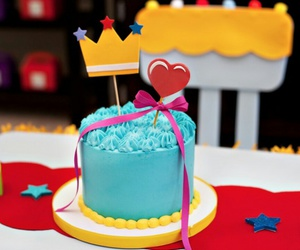 cake, diy, and kids image