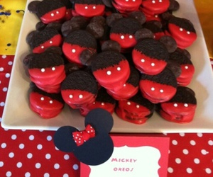 Cookies, diy, and mickey image