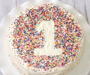 cake and decoration image