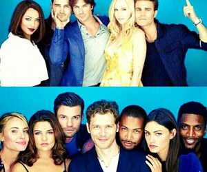 actors, show, and the vampire diaries image