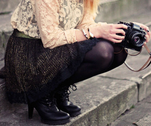 fashion and camera image