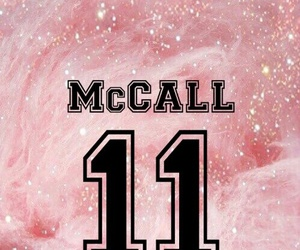 mccall, 11, and wallpaper image
