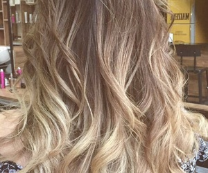 hairstyles, haircut, and blonde image