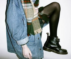 90's, fashion, and jeans image