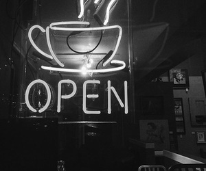 cafe, coffee shop, and jazz image