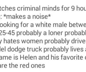 criminal minds and tumblr image
