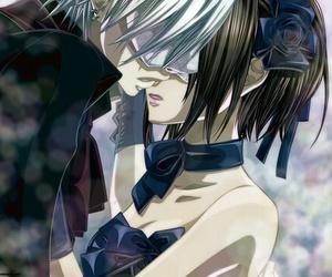 vampire knight, anime, and manga image