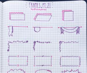 desk, inspiration, and organization image
