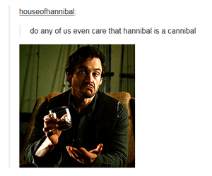 cannibal, hannibal, and humor image