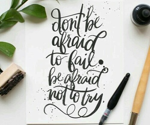 quote, calligraphy, and motivation image
