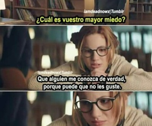 frase, pelicula, and true image