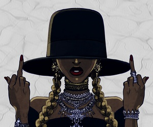 dope, luxury, and beyoncé image