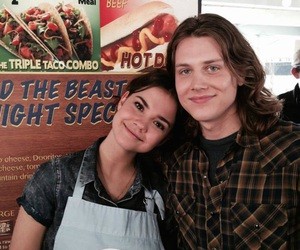 mitchell, maia, and the fosters image