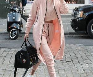 fashion, gigi hadid, and pink image