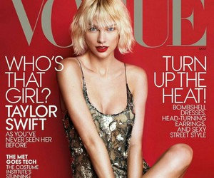 Taylor Swift and vogue image