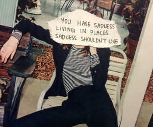 sadness and quotes image