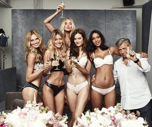 model, Victoria's Secret, and angels image
