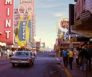 vintage, retro, and city image