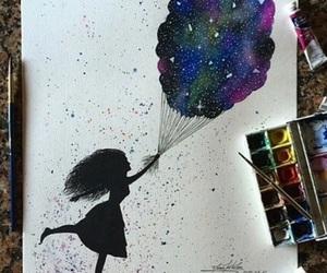 art and kunst. ballons image