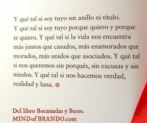 amor, Besos, and Brando image