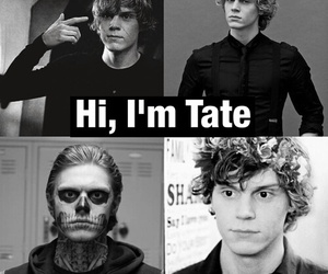 tate, peters, and ahs image
