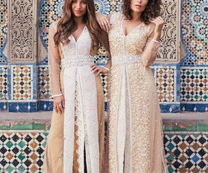 caftan, morocco, and clothes image