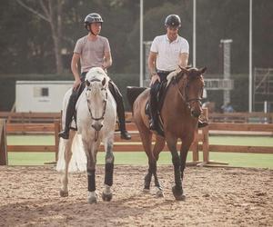 horses, jump, and Mexico City image