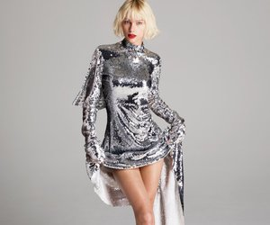 Taylor Swift and vogue us image