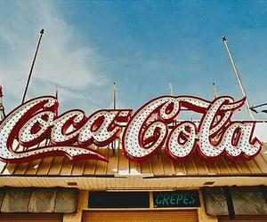 coca cola, vintage, and coca-cola image