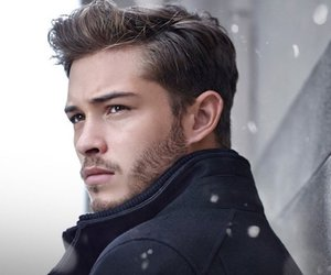Francisco Lachowski, model, and boy image