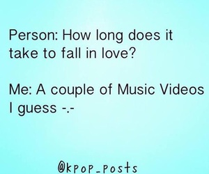 kpop, funny, and fangirl image