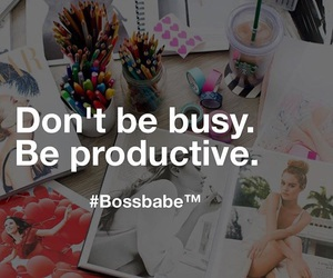 babe, boss, and inspiring image