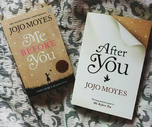 book, afteryou, and jojomoyes image