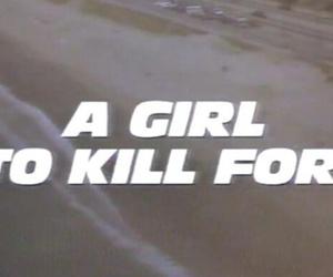 girl, kill, and grunge image