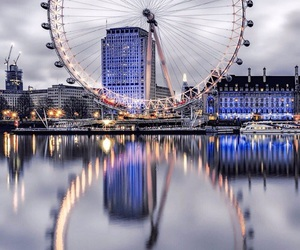 city, london, and beautiful image