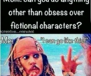 funny, book, and johnny depp image