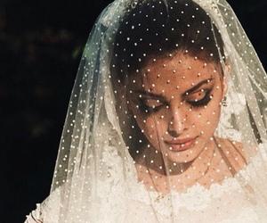 girl and wedding image