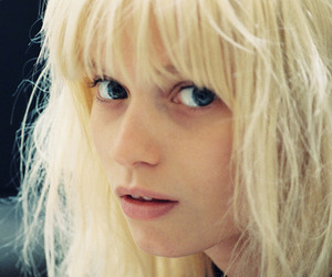 Abbey Lee Kershaw, blonde, and model image