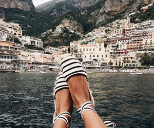 shoes, travel, and summer image
