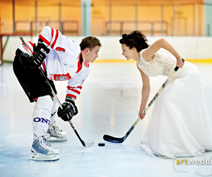 Ice Hockey, Poland, and love image