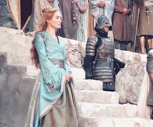 costume, dress, and game of thrones image