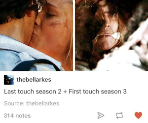 cw, season 3, and tv shows image