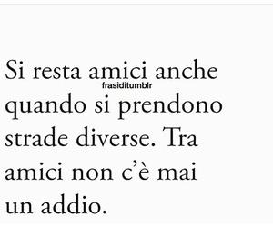 life, vita, and amicizia image