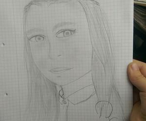 zeichnung and ne freundin image