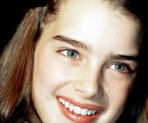 brooke shields, models, and teen image