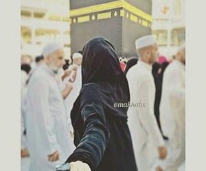 allah, girls, and hijab image