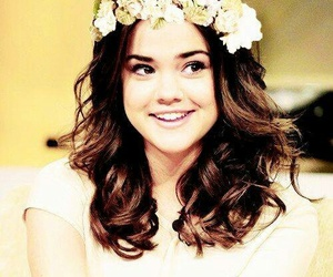 girl and maia mitchell image