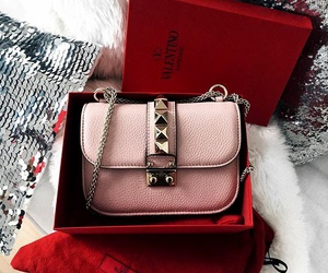 bag, Valentino, and luxury image