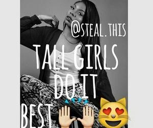 tall girls image